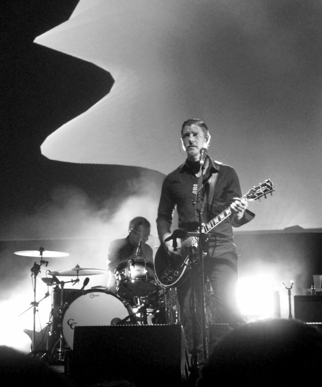 Interpol Sam Fogarino Paul Banks St Petersburg 11014 Galambos