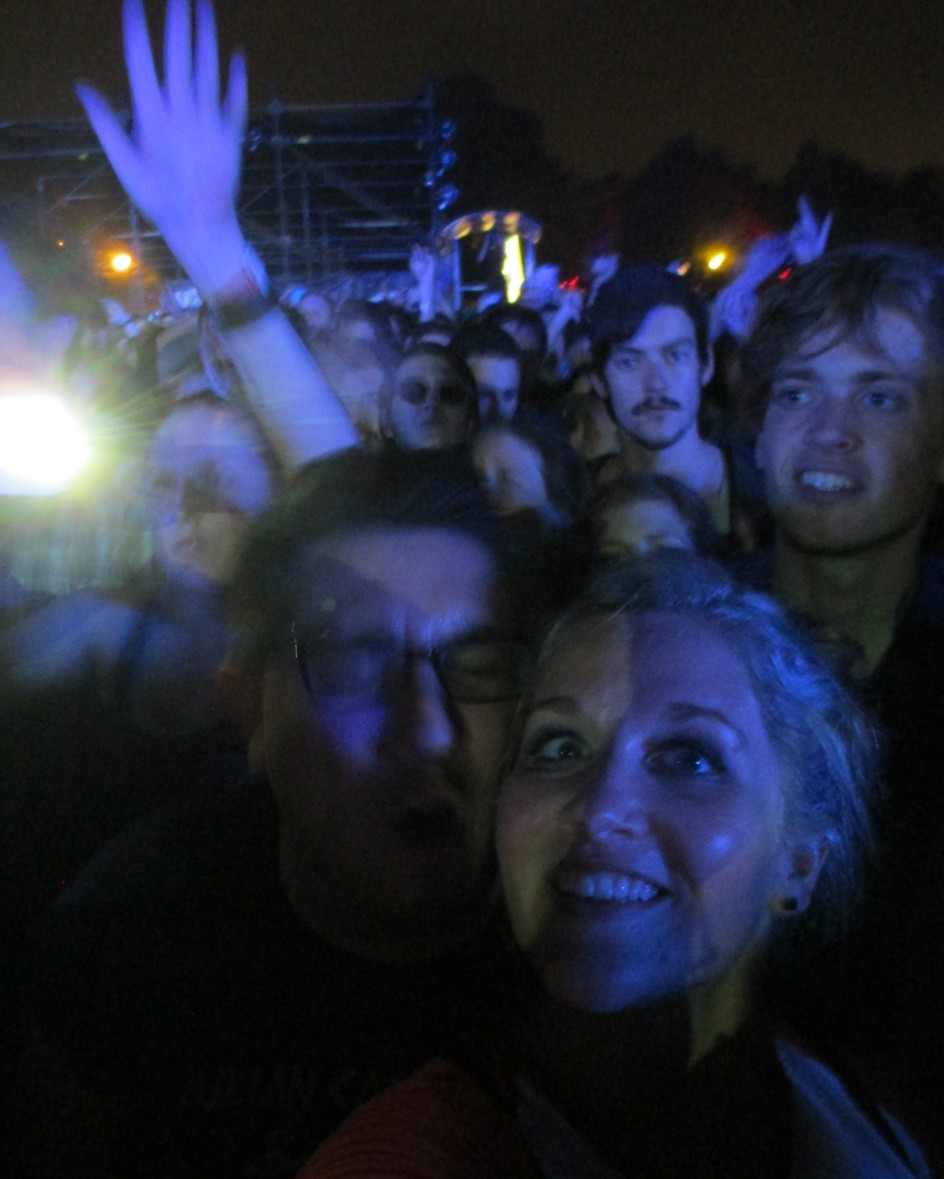 The Strokes Fans Shaky Knees 050815