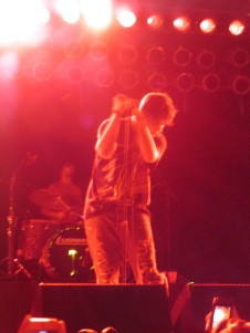 The Strokes Julian Casablancas Big Guava 050915