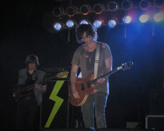 The Strokes Nick Valensi Big Guava 050915