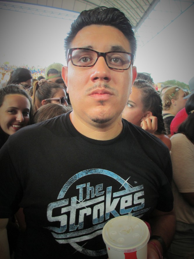 The Strokes Big Guava 050915